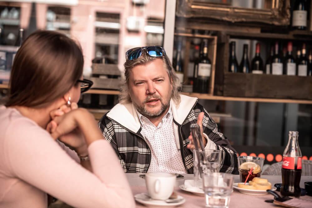 Gerendai Károly - interjú - 2020