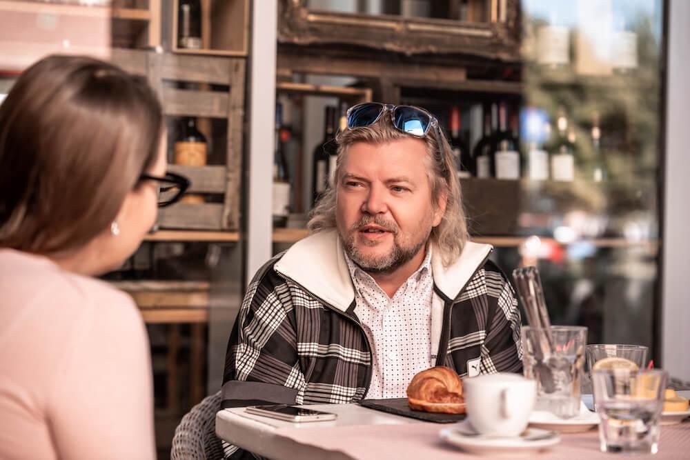 interjú - Gerendai Károly