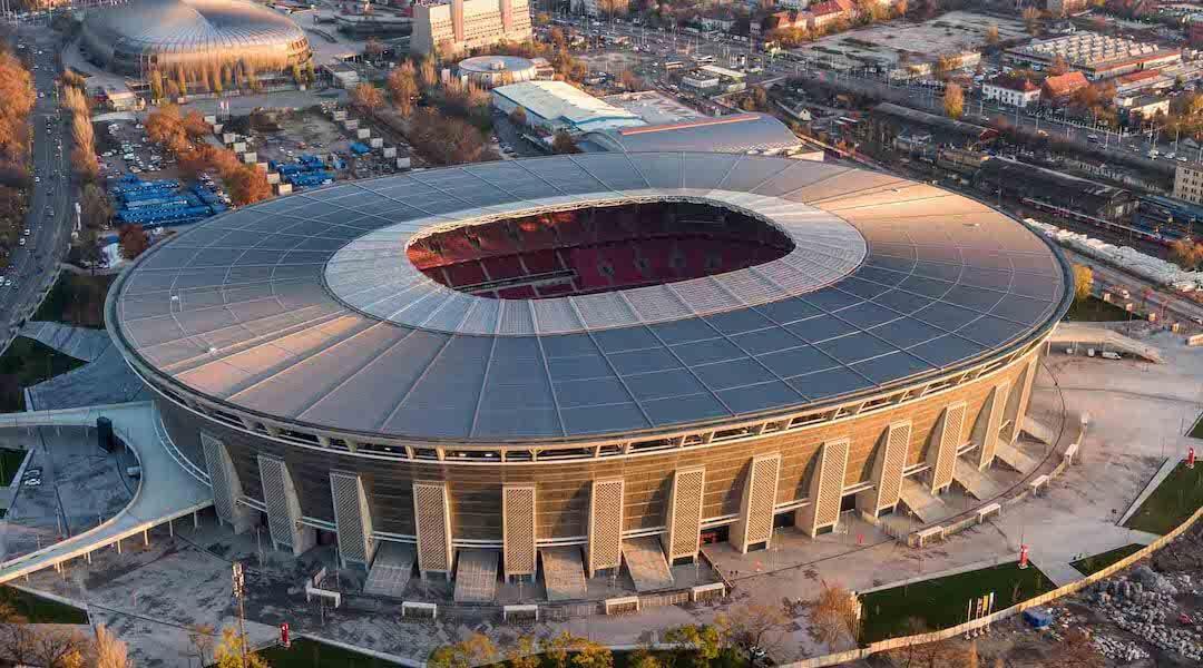 Puskás Aréna - Év stadionja