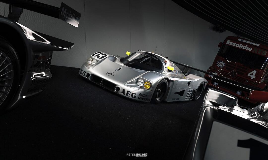 Mosoni Péter - Mercedes-Benz Múzeum