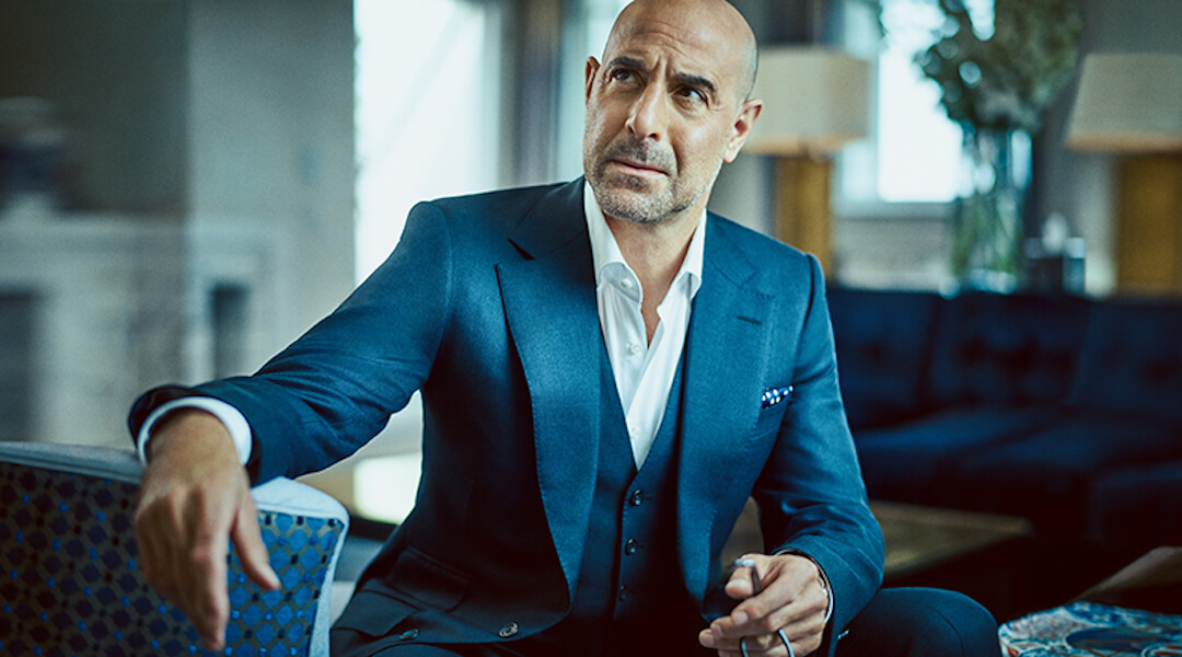 Nyitott gallér - nyakkendő - üzleti megjelenés