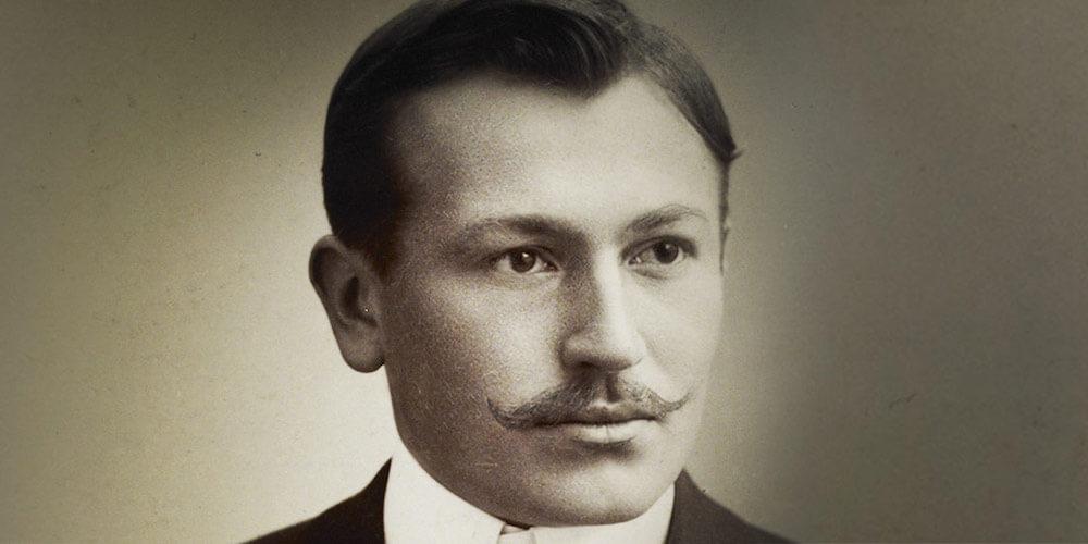 Rolex Hans Wilsdorf