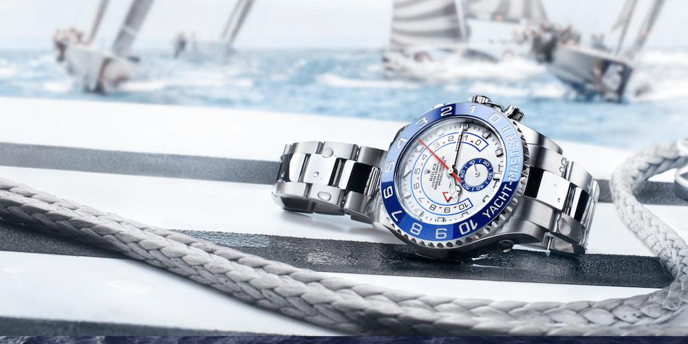 Rolex Yacht Master