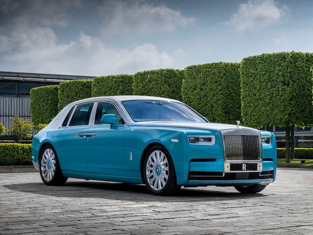 Rolls-Royce - 116 éves az autómárka