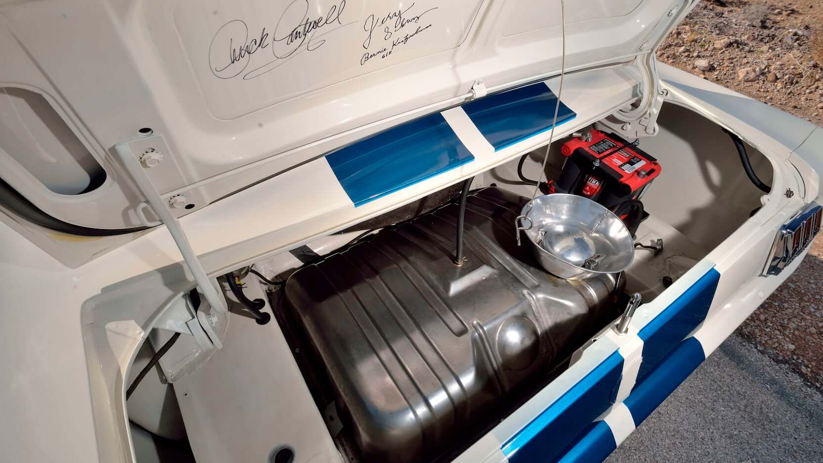 Shelby GT350R prototípus