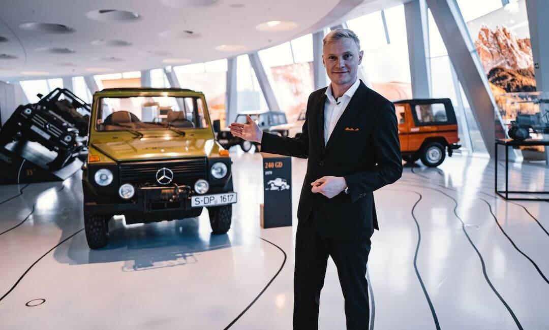 Mercedes-Benz Múzeum online