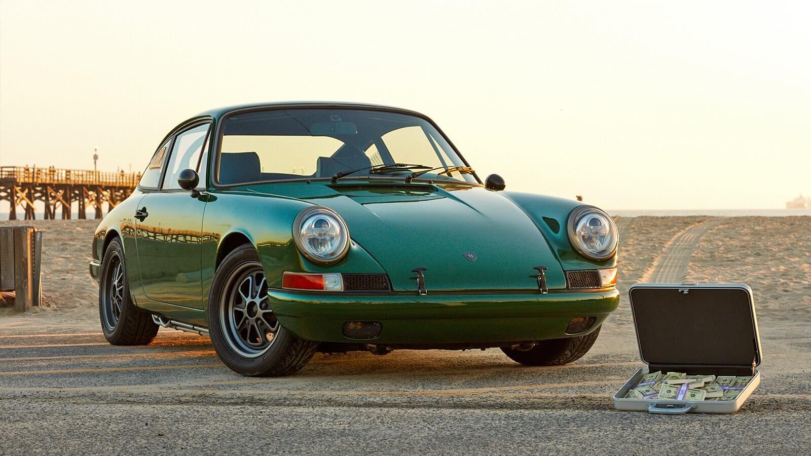 Zelectric Porsche 911