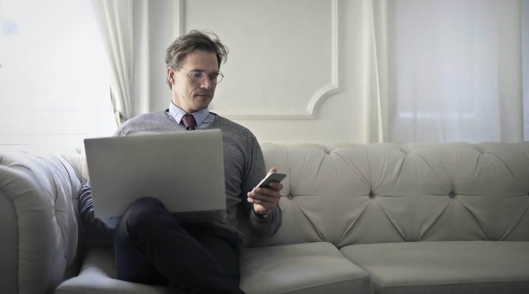 állásinterjú - online