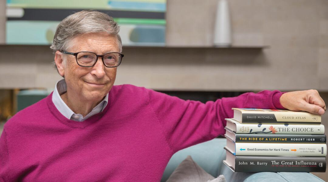 Bill Gates - nyári könyvajánló - 2020