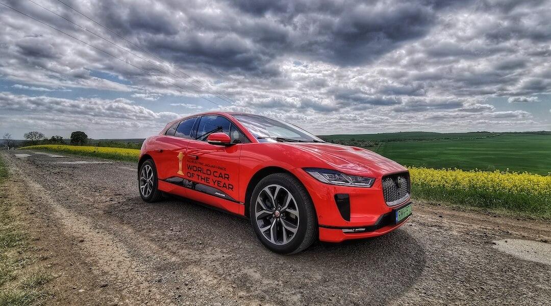 Jaguar I-Pace - teszt