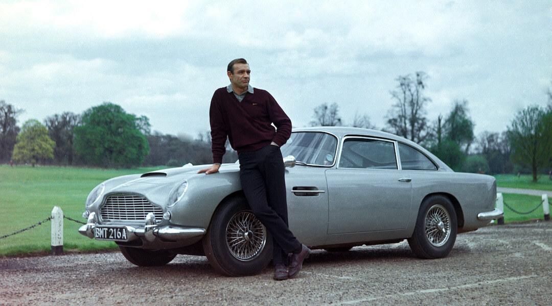 James Bond - Aston Martin - 2020