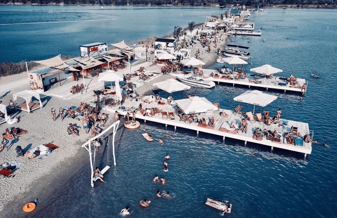 Lupa Beach - 2020 - nyitás