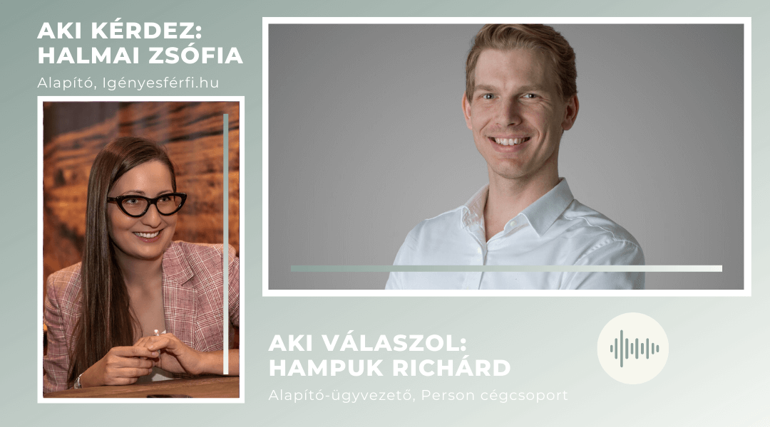 podcast - Hampuk Richárd - IF BUSINESS CLASS