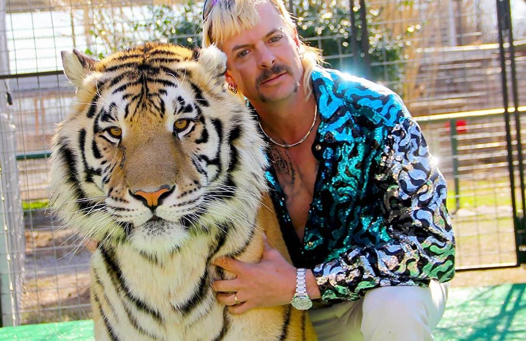 Tigrisvilág - Netflix - 2020