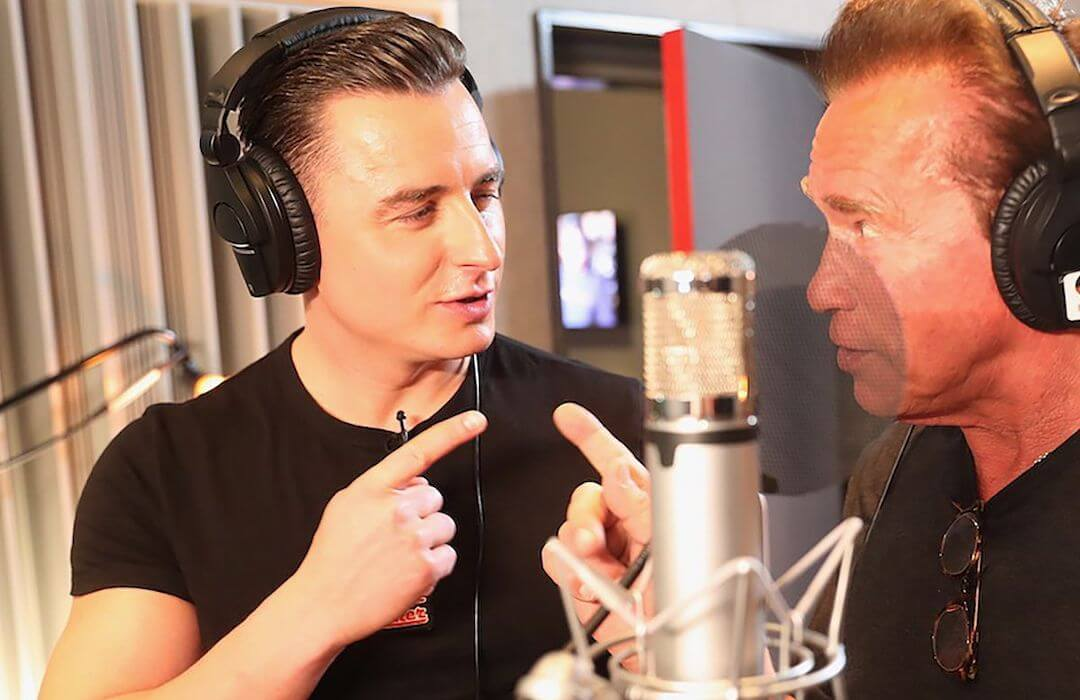 Arnold Schwarzenegger - Pump it up