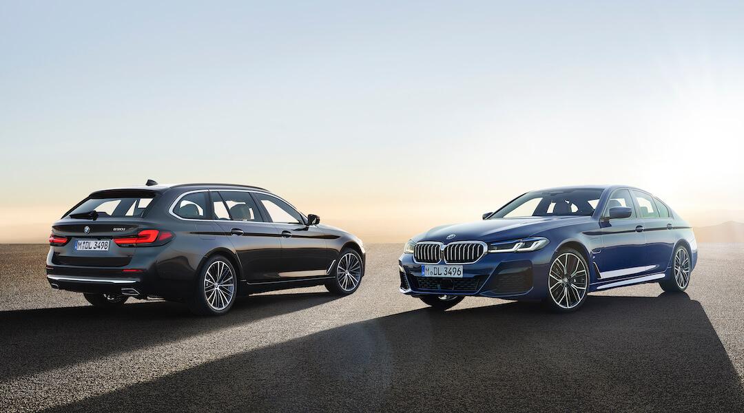 új BMW 5-ös sorozat