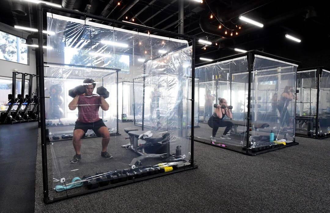 edzés - sport - koronavírus után