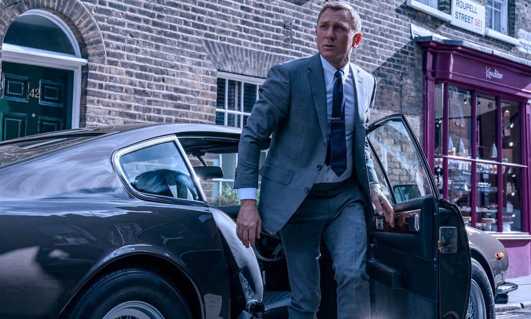 James Bond - Nincs idő meghalni - bemutató 2020