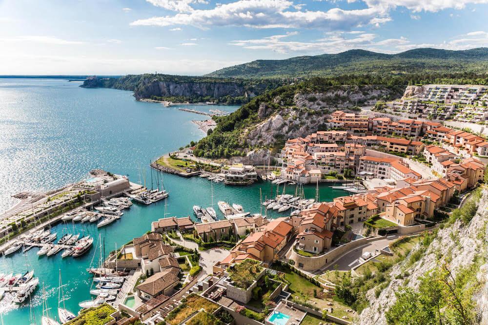 Portopiccolo - Olaszország - utazás
