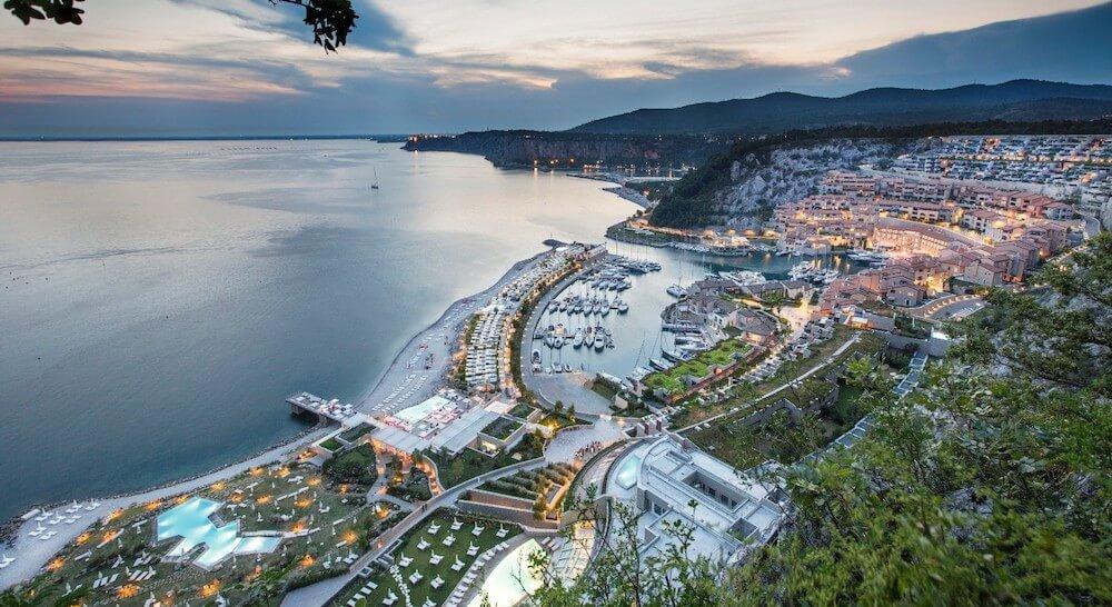 Portopiccolo - utazás - Olaszország