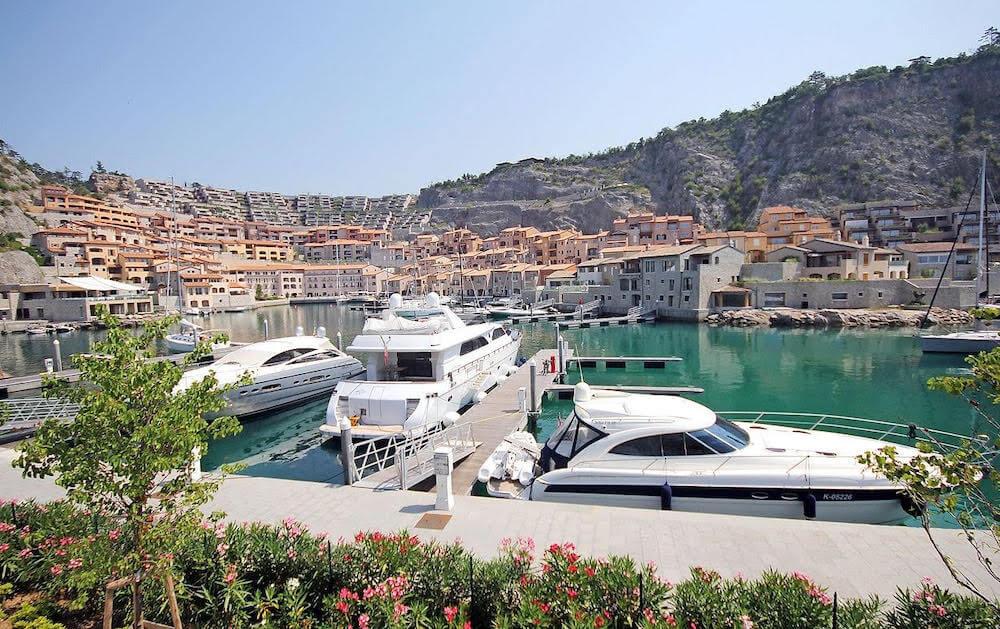 Portopiccolo - utazás - luxus