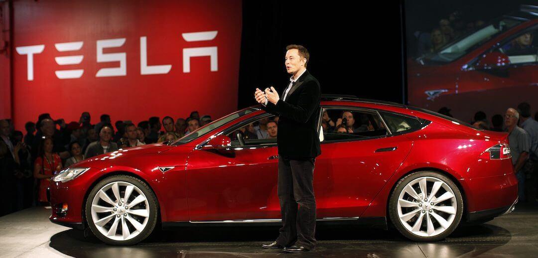 Tesla - Elon Musk - tőzsde