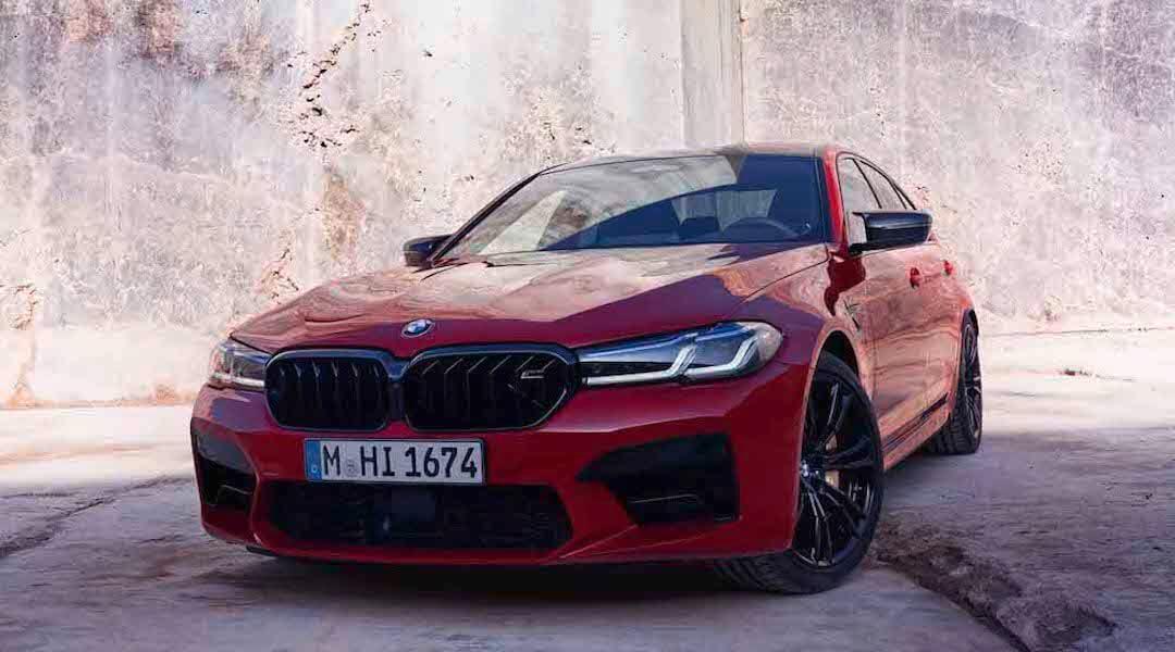 Új BMW M5 2020