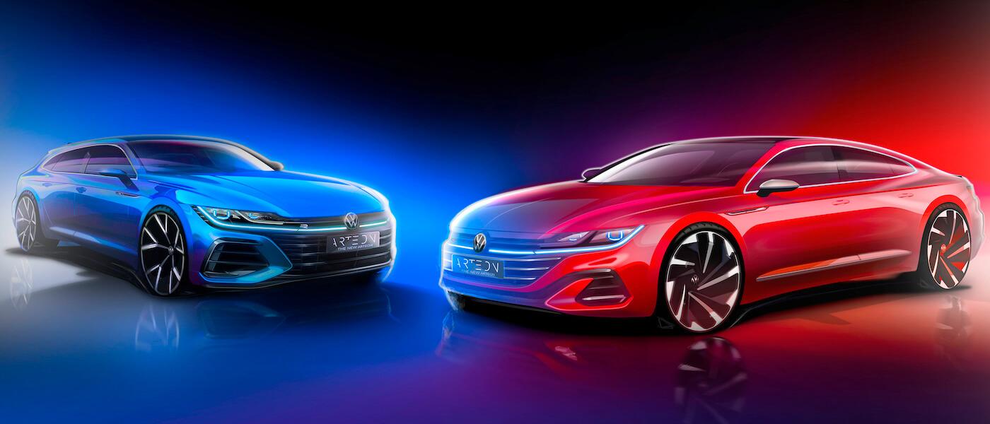 Volkswagen arteon - 2020 - modellváltozat
