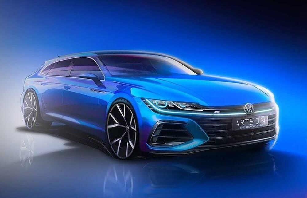 Volkswagen Arteon - 2020