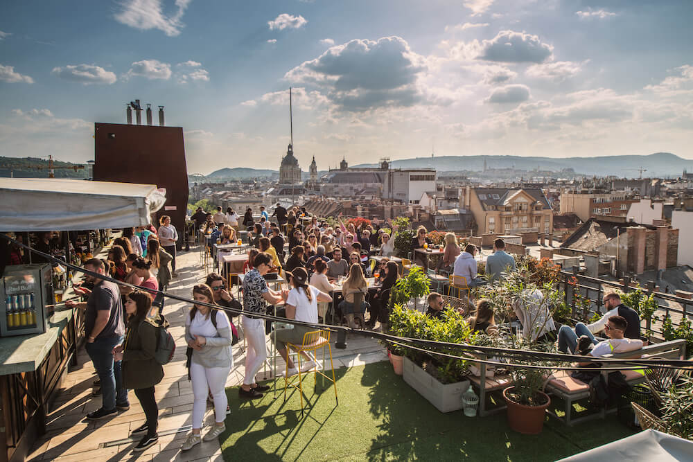 360 bar - Budapest - programok