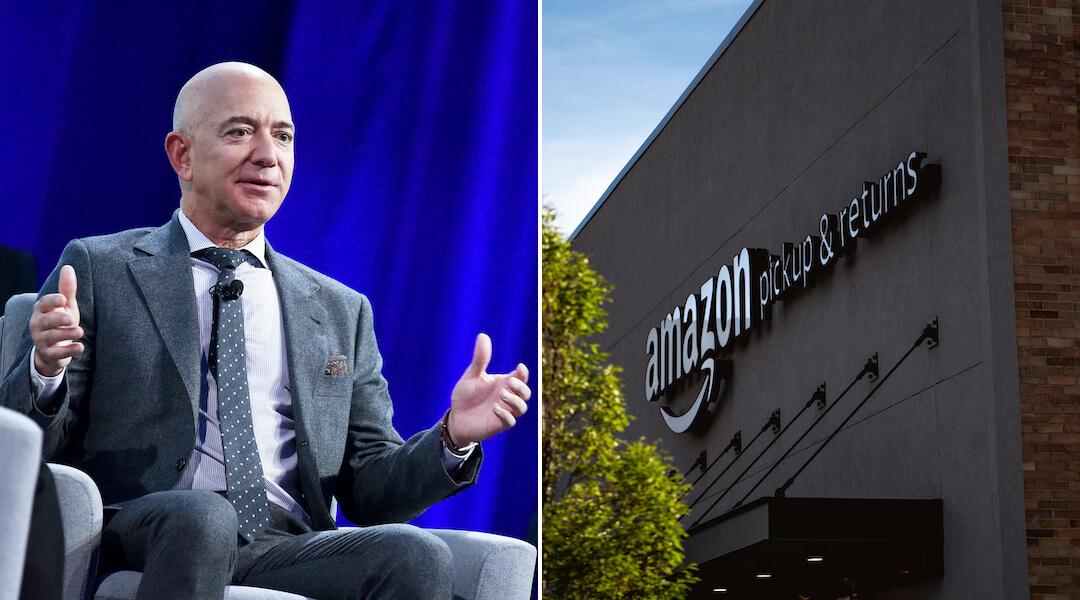 Amazon - részvények - 2020