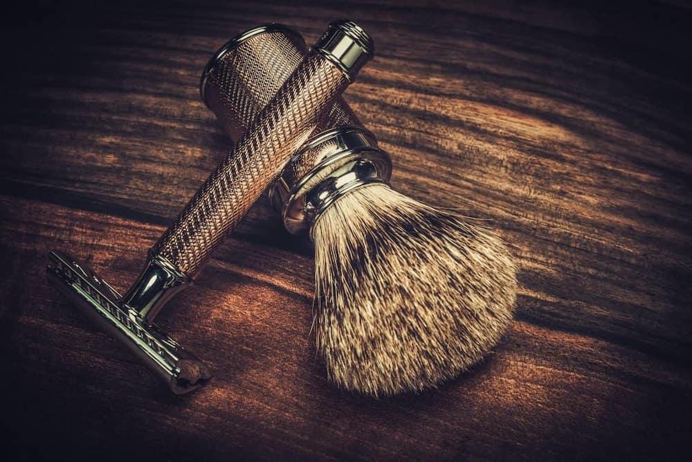 eldobható borotva helyett - biztonsági borotva