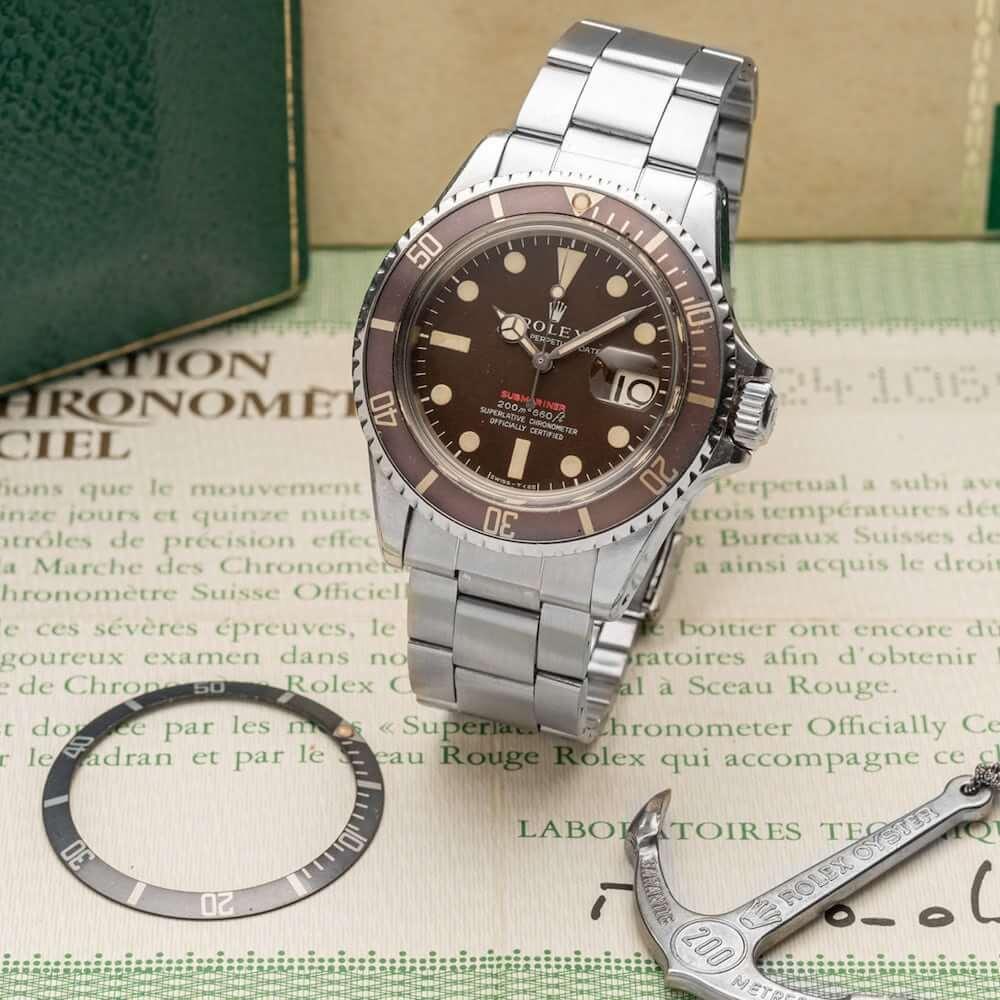 Rolex - férfi karóra - aukció