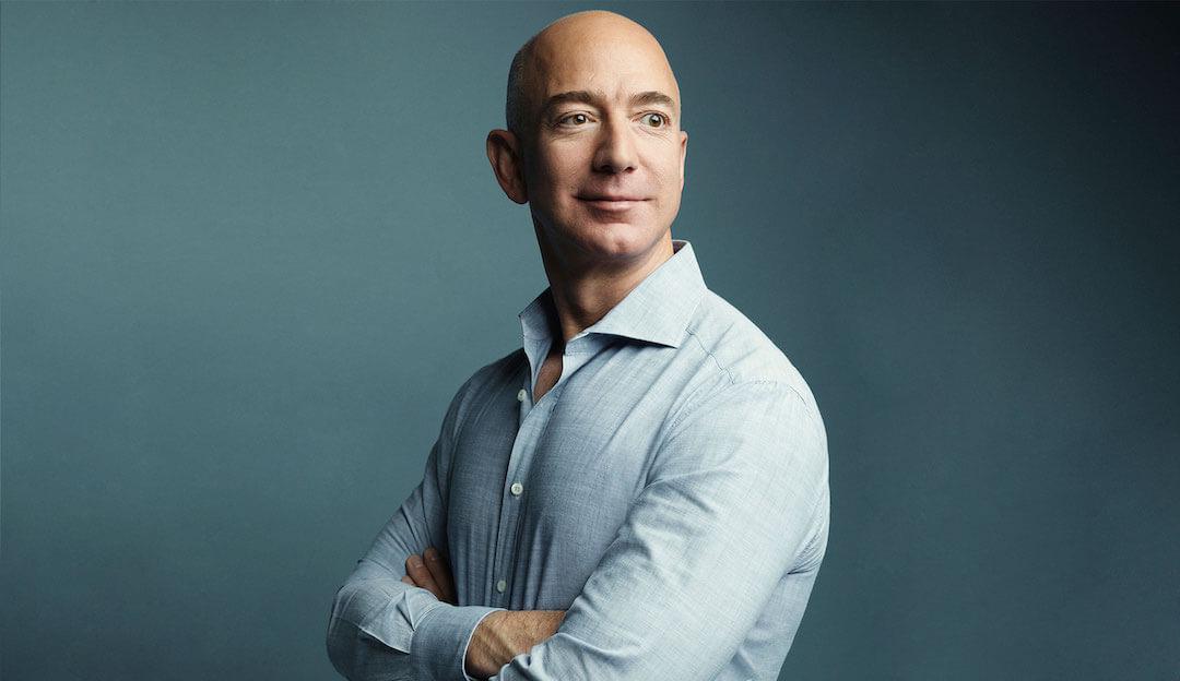 Jeff Bezos - Amazon - 2020
