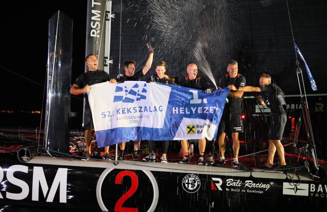 Kékszalag - 2020 - győztes csapat
