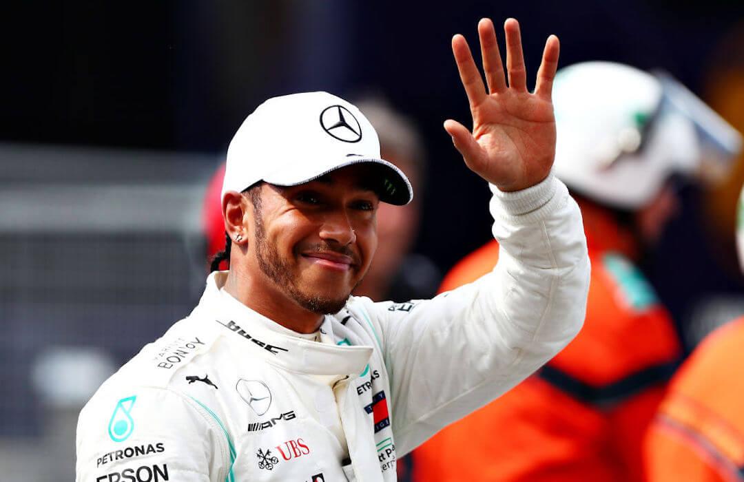 Hungaroring - Lewis Hamilton