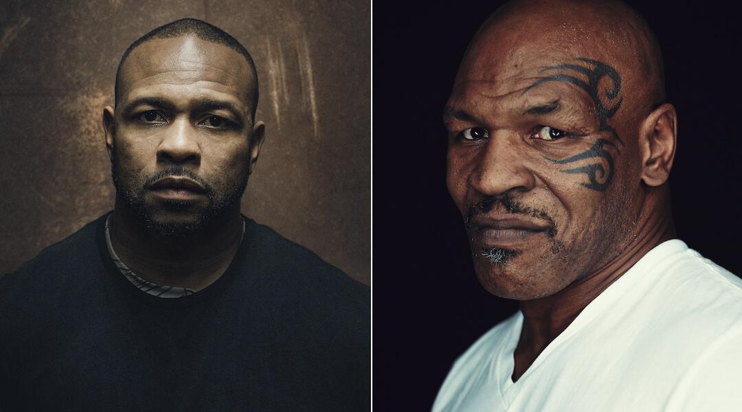 Mike Tyson - Roy Jones