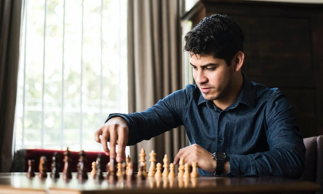 sakk - motiváció