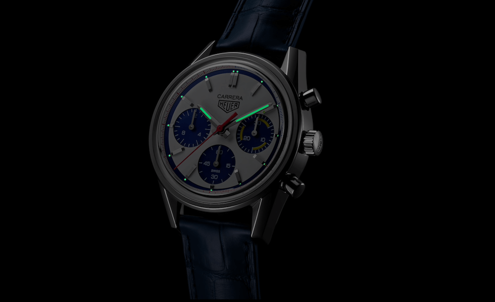 Tag Heuer Carrera Limited edition 160