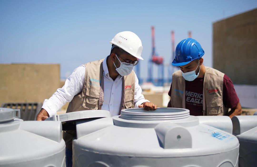 UNICEF - Bejrút - 2020