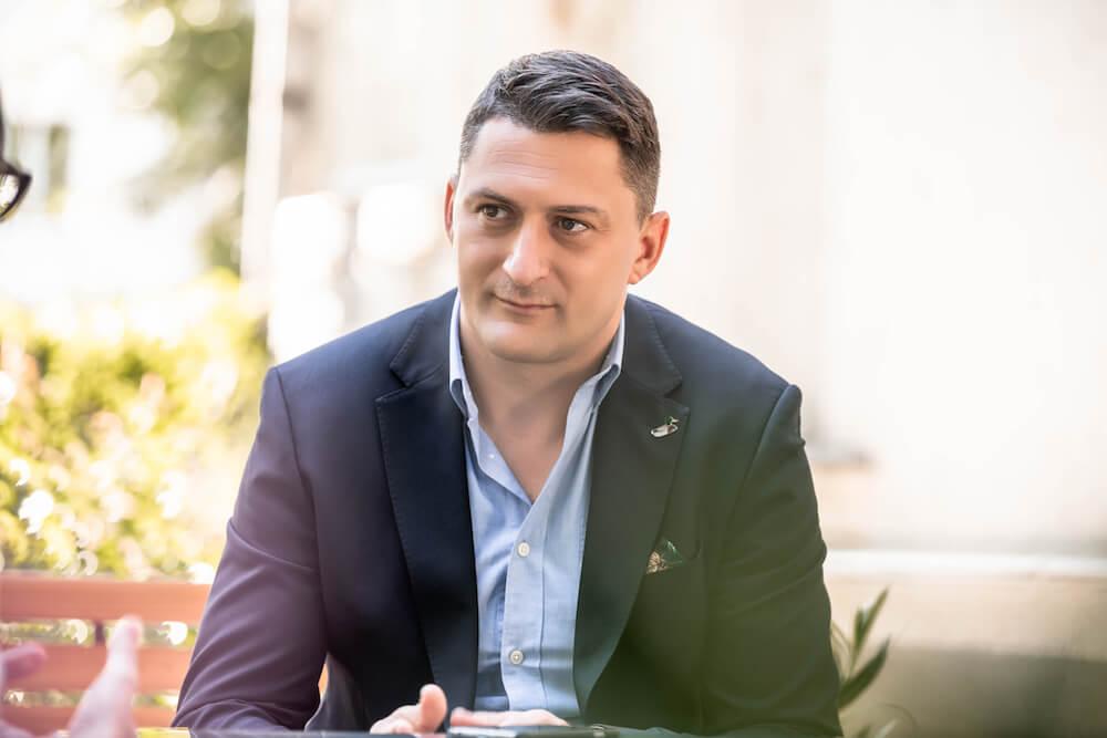 interjú - Dr. Szőnyi Mihály
