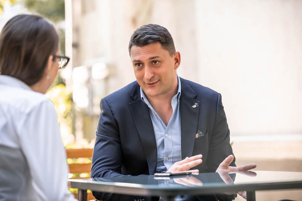 Dr. Szőnyi Mihály - interjú