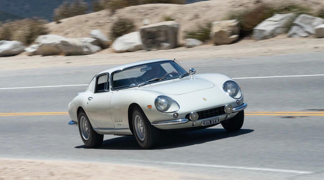 Ferrari - online aukció