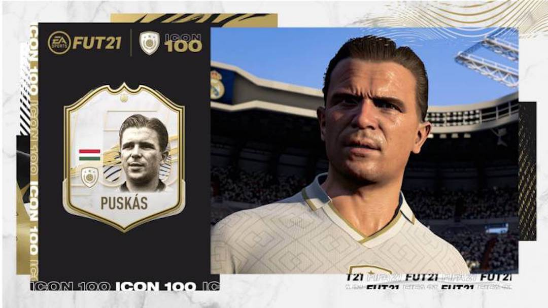 FIFA21 - Puskás Ferenc