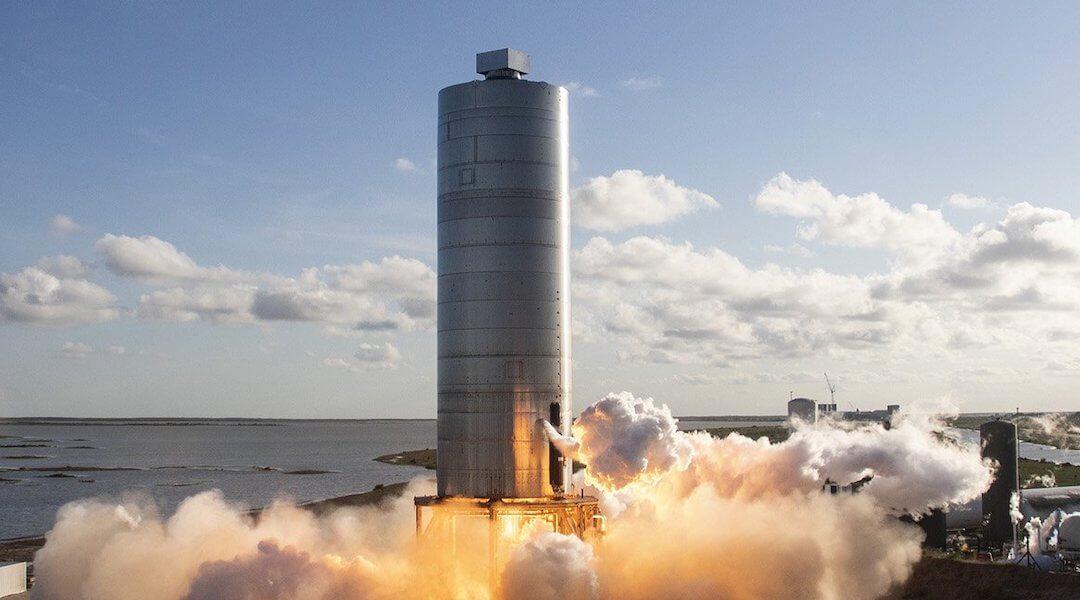 SpaceX - Starship - 2020
