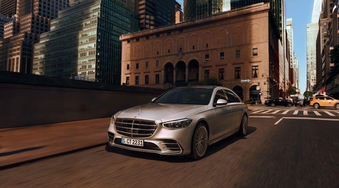 Mercedes-Benz S-osztály 2020