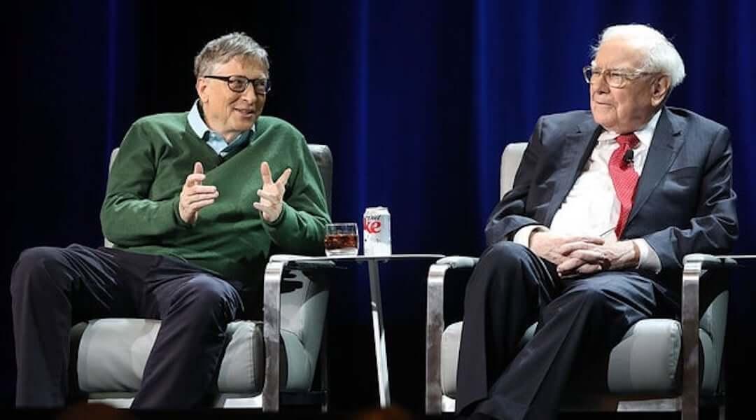 Bill Gates kedvenc könyv