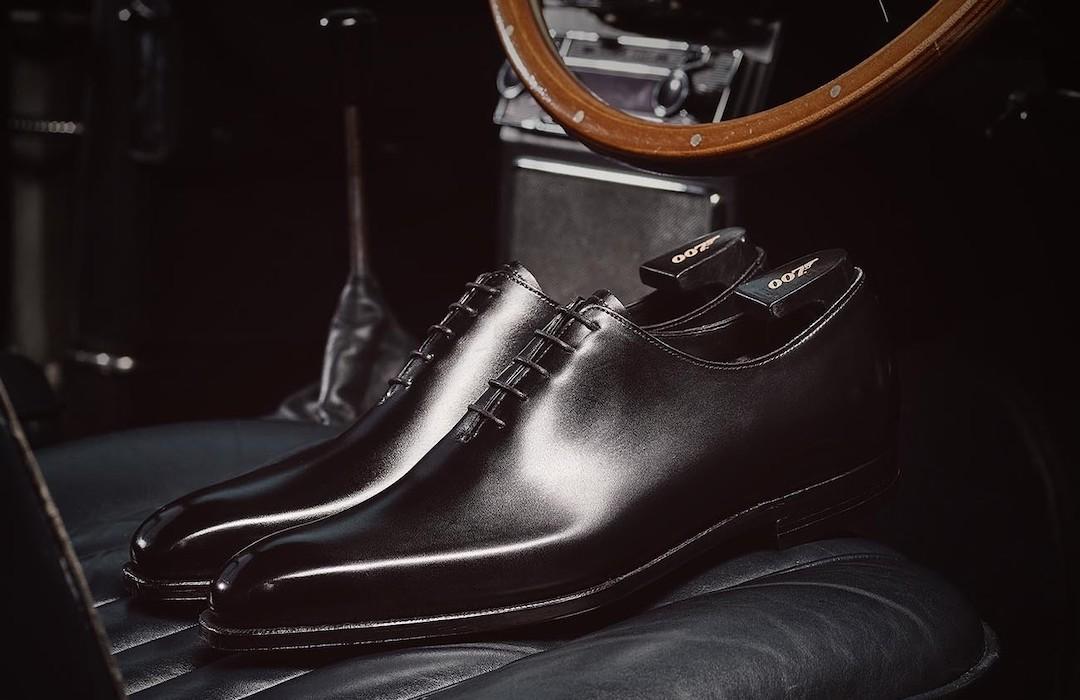 james bond nincs ido megjalni cipő