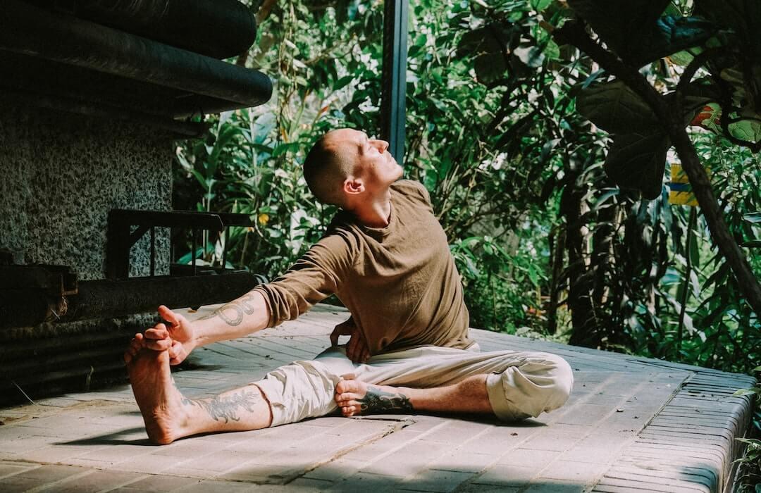 jóga férfiaknak
