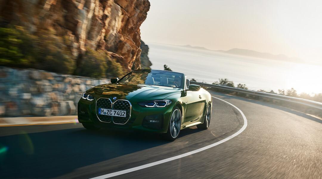 Új BMW 4-es Cabrio